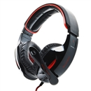 Sades SA-902 7.1 Surround Sound Effect USB Gaming Headset Headphone with Mic Red
