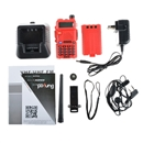 BaoFeng UV-5R 136-174 400-520MHz Dual-Band DTMF CTCSS DCS FM ham 2way radio