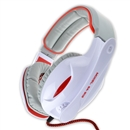 Sades SA-902 7.1 Surround Sound Effect USB Gaming Headset Headphone with Mic white