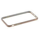 Chocolate Durable Ultra-thin Soft TPU Gel Bumper Frame Case Skin For Apple iPhone 6 4.7