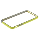 Yellow Durable Ultra-thin Soft TPU Gel Bumper Frame Case Skin For Apple iPhone 6 4.7