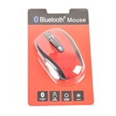 Wireless Mini Bluetooth Optical Mouse red  for PC Android 3.1+ Tablet
