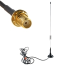 UT-102UV SMA-F UHF+VHF Vehicle-mounted Antenna for Kenwood Baofeng BF-UV5R 888S