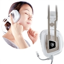 ZPS SADES A8 Stereo 7.1 Surround Pro Gaming Headset Headband Headphone Microphone white