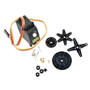 SG5010 TowerPro Torque Coreless Servo For RC Helicopter/Car Black