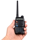Authorized USA Seller BaoFeng UV-5R 136-174 400-480MHz Dual-Band DTMF CTCSS DCS FM ham 2way radio