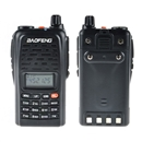 Baofeng BF-V85 Walkie Talkie UHF+VHF 5W 99CH Dual Band Single Display2-Way Radio