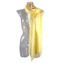 9 Colors Candy Colors Women Girls Pashmina Scarf Cashmere Feel Shawl Stole Wrap Yellow