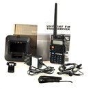Baofeng BF–F8 Walkie Talkie 5W 128CH Band Dual UHF+VHF Two Way Radio Hot