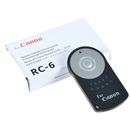 RC-6 IR Remote Control For Canon EOS Rebel T2i T3i 5D 7D 60D 600D 500D 550D 650D