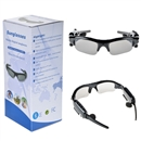 8GB HD Video Recorder Camcorder DVR Camera MP3 Bluetooth Sunglasses Eyewear Lens