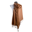 9 Colors Candy Colors Women Girls Pashmina Scarf Cashmere Feel Shawl Stole Wrap Rose