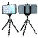Mini Octopus Flexible Tripod Stand for Iphone Samsung Camera Smart Phone