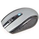 Wireless Mini Bluetooth Optical Mouse gray  for PC Android 3.1+ Tablet
