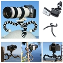 Mini Flexible Octopus Tripod Holder Stand for digital Camera Canon Nikon DSLR DV