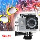 12MP Full HD 1080P Helmet Sports Action Waterproof Car Camera WiFi SJ4000 silver