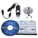 20-200X 2MP USB 8 LED Light Digital Microscope Endoscope Camera Magnifier