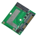 MINI PCI-E MSATA SSD TO 2.5 SATA 6.0 GPS ADAPTER CONVERTER CARD MODULE BOARD