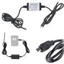 12-24v GPS Car Auto Charger Hard Wire 8-Pin USB Connector for TK102 TK102-2