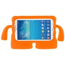 Foam Shockproof Cartoon Kids Tablet Cover Case for 7 Inch Samsung Galaxy Tab3 orange