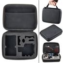 Middle Shockproof Carry Protective Bag Case For GoPro Hero 4 3+ 3 2 Accessories
