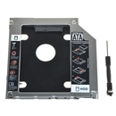 SATA 2nd HD SSD Hard Drive Caddy Apple Unibody MacBook Pro 2011 2012 Optical Bay