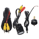 Universal CMOS Car Rear View Reverse Backup Parking Camera IR Night Vision 9LED