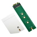 M.2 NGFF SSD to 18 Pin Adapter card SSD for Asus UX31 UX21 Zenbook 128G 256G SSD