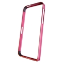 Wine Red Ultra Thin Slim Aluminium Metal Bumper Frame Case Cover For iPhone 5 5G 5S