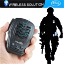 Prof BT WalkieTalkie PTT Spkr/Mike Stereo for iPhone/Android support Zello App