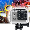 SJ4000 12MP Full HD Waterproof Bicycle Sport Action DV Camera Camcorder Silver