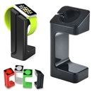 Black Charging Stand for Apple Watch Docking Station Holder for iWatch
