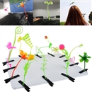 Kawaii Adult Children Headwear Plant Flower Antenna Hairpins Hair clips