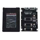 Black Mini pcie mSATA SSD to 2.5
