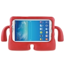 Foam Shockproof Cartoon Kids Tablet Cover Case for 7 Inch Samsung Galaxy Tab3 Big red