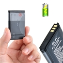 3.7V 1020mAh BL-5C Compatible Replacement Extra Battery for Nokia Cellphone