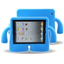 Foam Kids Shockproof Cartoon Cover Case for Tablet iPad2/3/4 blue