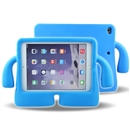 Foam Kids Shockproof Cartoon Cover Case for Tablet iPad5/6 blue