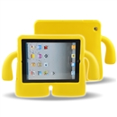 Foam Kids Shockproof Cartoon Cover Case for Tablet iPad2/3/4 Yellow