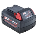 For Milwaukee 48-11-1850 M18 REDLITHIUM XC5.0 Extended Capacity Battery