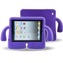 Foam Kids Shockproof Cartoon Cover Case for Tablet iPad2/3/4  purple