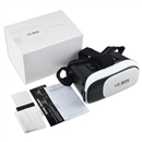 Plastic VR BOX 2.0 Version VR Virtual Reality Glasses 3D Game Movie for 3.5