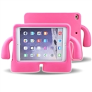 Foam Kids Shockproof Cartoon Cover Case for Tablet iPad5/6 rose red