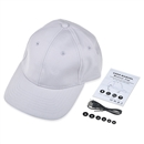 Baseball Cap,  Wireless Bluetooth Sports Baseball Cap Adjustable Velcro Twill Baseball Cap Hat for Men Women Hands-Free Headsets Headphone Phone Answe