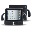 Foam Kids Shockproof Cartoon Cover Case for Tablet iPad2/3/4  black