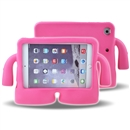 Foam Kids Shockproof Cartoon Cover Case for Tablet mini1/2/3/4 rose red