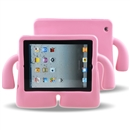 Foam Kids Shockproof Cartoon Cover Case for Tablet iPad2/3/4  pink