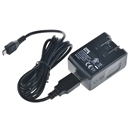 FITE ON UL Certified5V 2.4A AC/DC Power Supply Charger Adapter with Micro USB 5 PIN Cable Cord