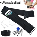 Running Belt for iPhone 8 X 7 Plus 6 S Bag Runner Belt Waist Pack Fanny Bag Phone Pouch for Fitness Walking Workout Camping Hiking Cycling