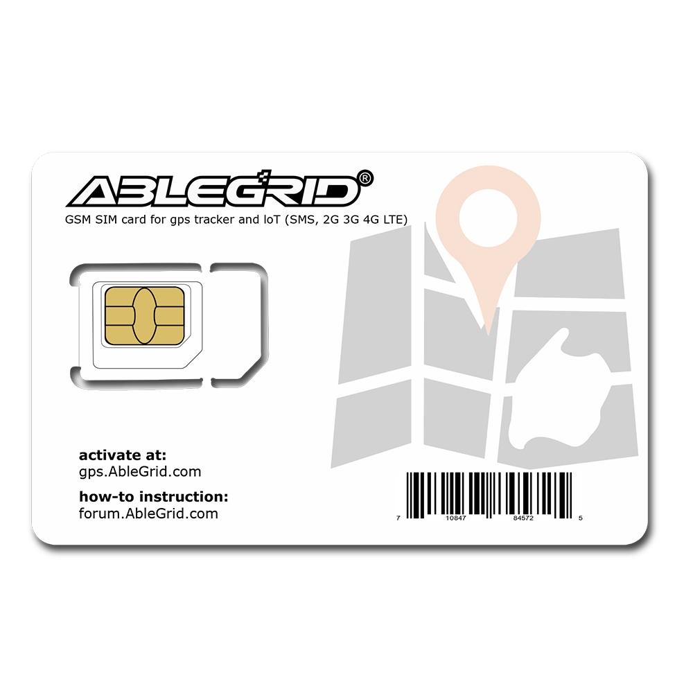 AbleGrid Sim Card